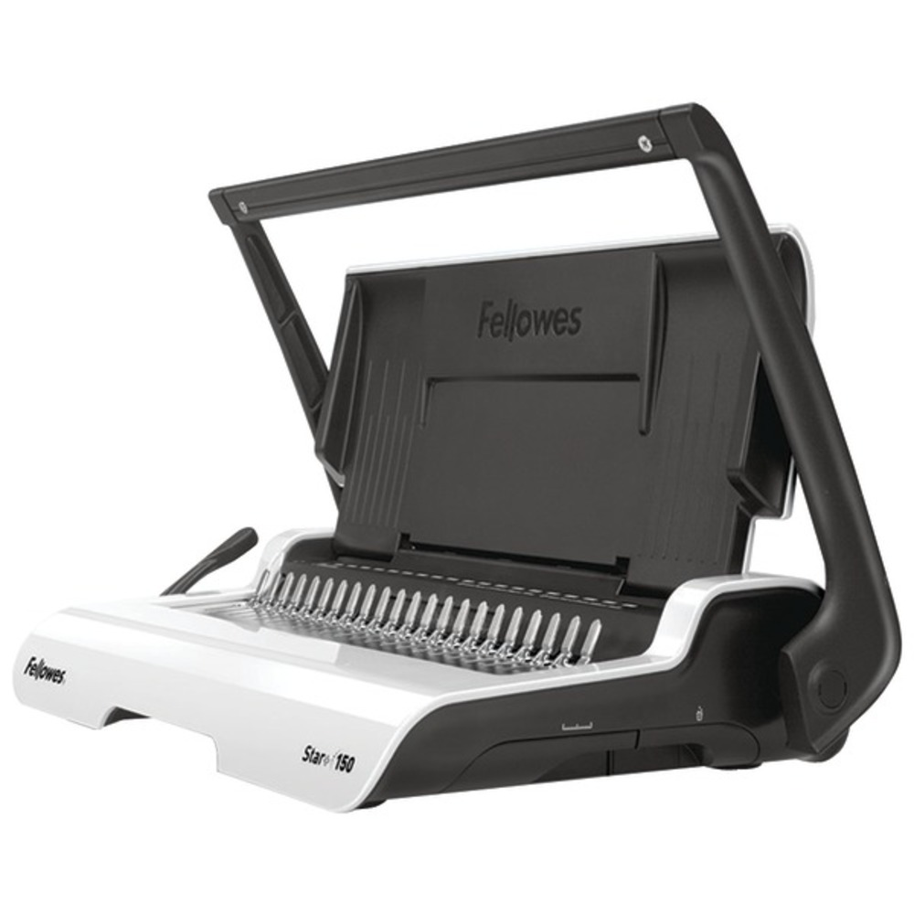 Fellowes 5006501 Star+ Manual Comb Binding Machine by