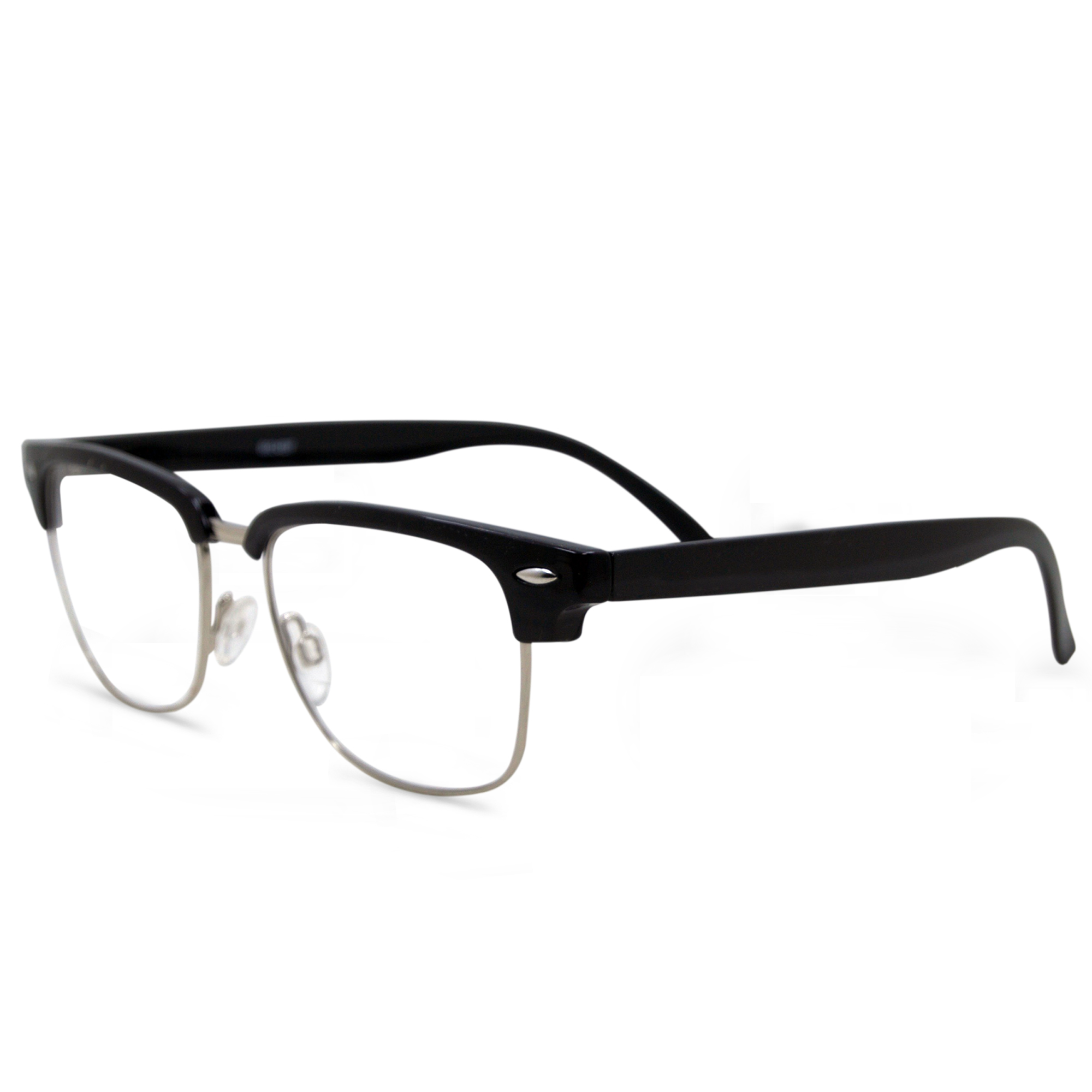 a9b804abfc In Style Eyes Sellecks Bifocal Reading Glasses for Both Men   Women -  Walmart.com