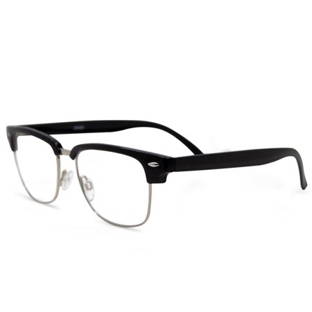 66e4aa9eaa8 In Style Eyes Sellecks Bifocal Reading Glasses for Both Men   Women -  Walmart.com