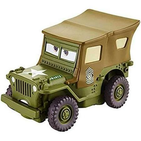 Disney/Pixar Cars Wheel Action Drivers Sarge -