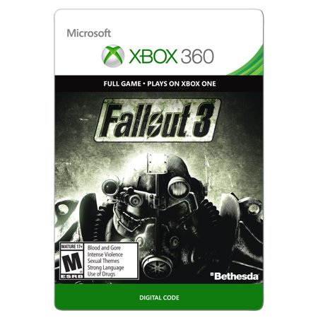 Xbox One Fallout 3 (Email - Fallout 3 Unique Apparel
