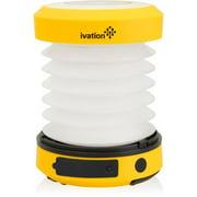 LED Collapsible Hand Crank Lantern/Flashlight Emergency Phone Charger Rainproof