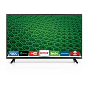 "Vizio D40f-E1 1080p 40"" Smart LED TV, Black (Certified Refurbished)"