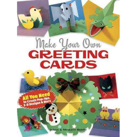 Make Your Own Greeting Cards - Make Your Own Playing Cards