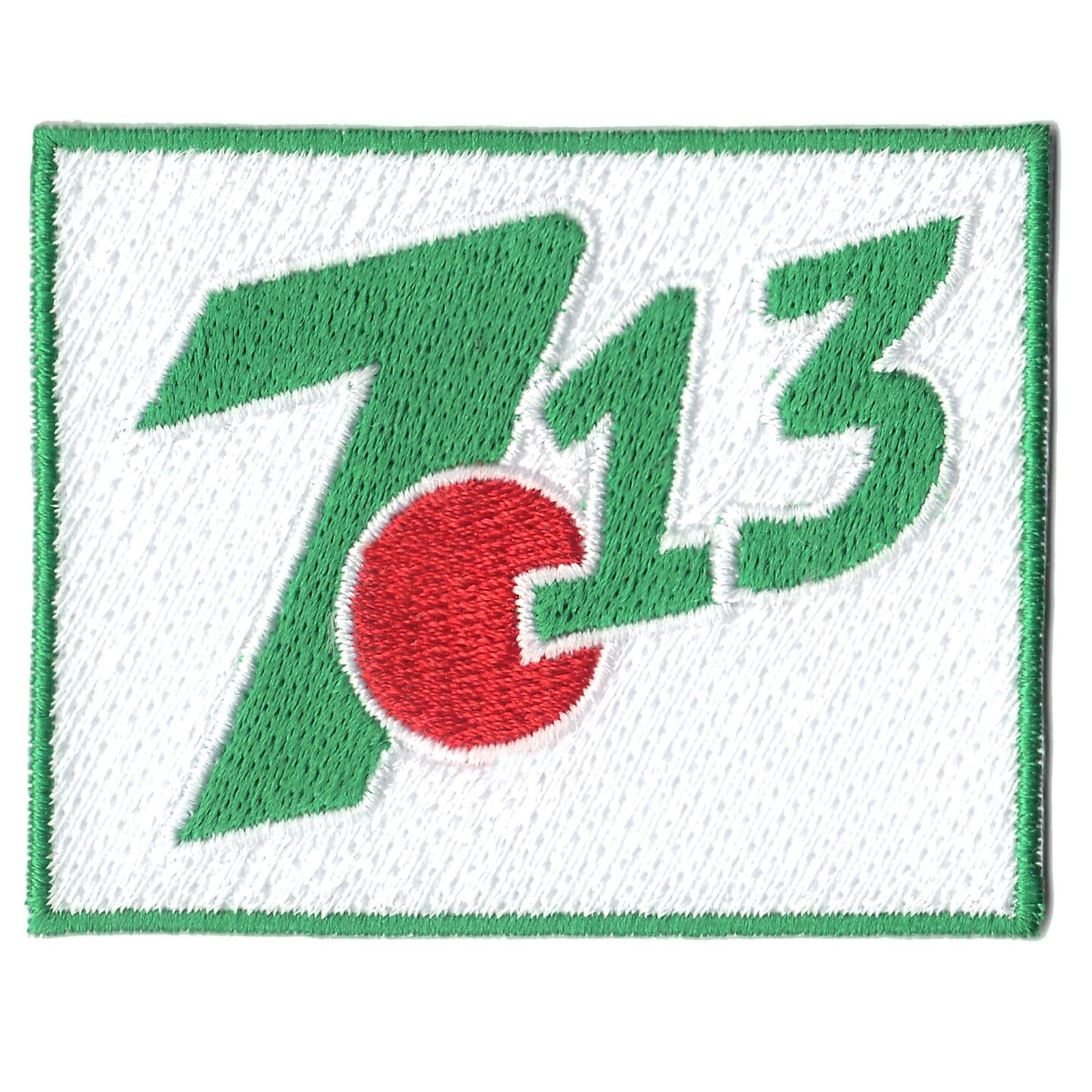 Houston 713 Green Emoji Iron On Patch