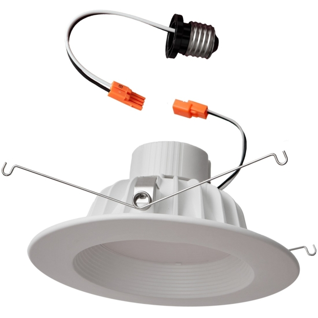 Maxsa Retrofit Led Downlight [for Recessed Lighting] - Warm White Leds - Led Bulb - Dimmable - 817 Lumens - Ceiling Mountable (80101_2)