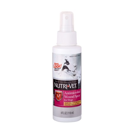 Nutri-Vet Dog Wound Care 4oz