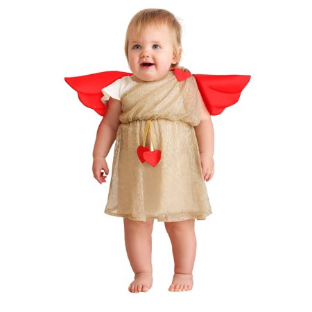 Cute Cupid Costume (Infant Cupid Costume)