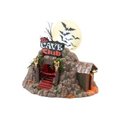 Department 56 The Cave Club
