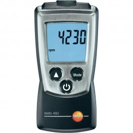 TESTO 460 Pocket Pro Compact Tachometer, 30,000 RPM