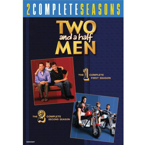 Two And A Half Men:The Complete First and Second Seasons (DVD)