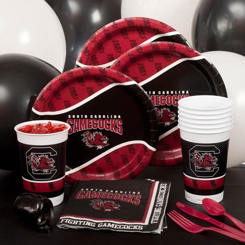 South Carolina University Party Pack For