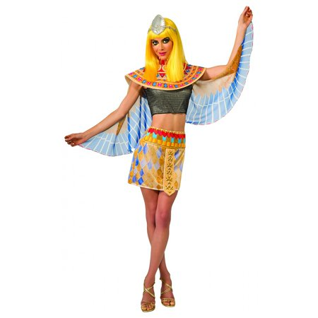 Katy Perry Dark Horse Womens Costume Patra Singer Egypt Video Pop Adult](Katy Perry Costume Halloween)