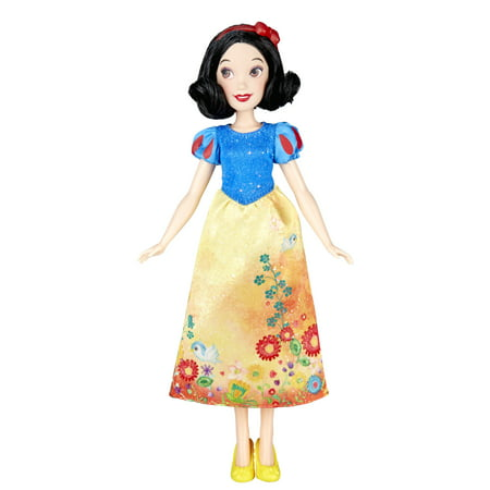 DISNEY PRINCESS SNOW WHITE ROYAL SHIMMER FASHION DOL ()
