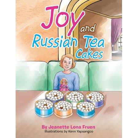 Joy and Russian Tea Cakes (Russian Tea Cakes)