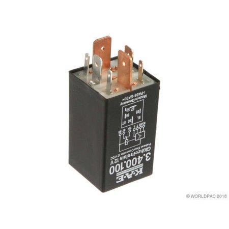 Kaehler Germany W0133-1632162 Diesel Glow Plug Relay for Audi / Volkswagen Volkswagen Glow Plug