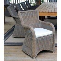 Padmas Plantation Krista Outdoor Dining Chair
