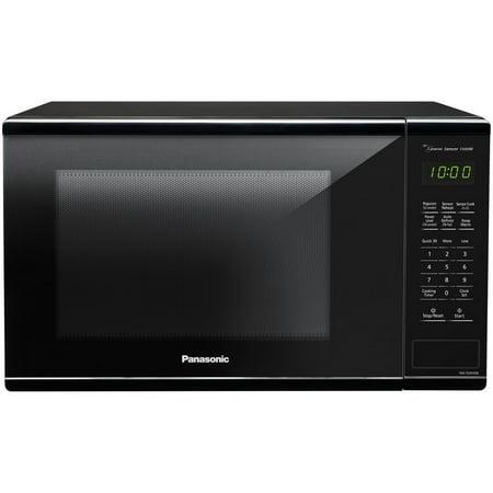 Panasonic 1.3 Cu. Ft. 1100W Microwave Oven Genius Sensor,