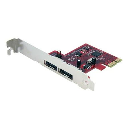 Startech 2-Port SATA PCI Express eSATA Controller