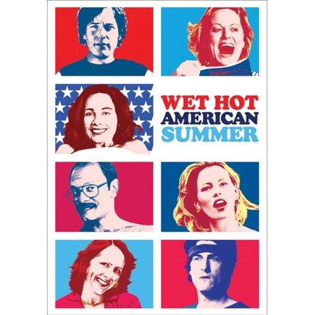 Wet hot american summer dvd for American cuisine dvd