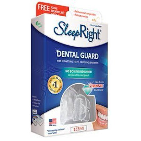 Sleep Right Dura Comfort Dental Guard  More Durable  Stable And Comfortable