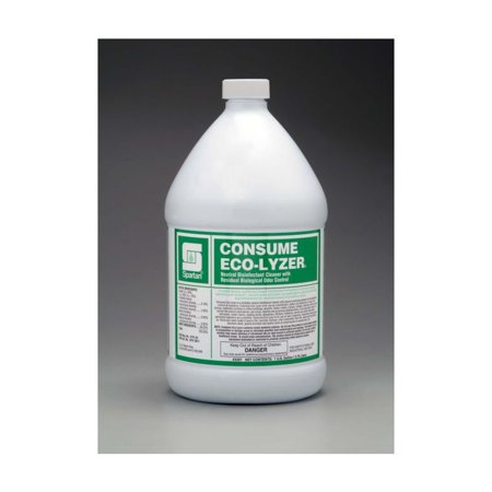 Spartan Consume Eco-Lyzer Disinfectant/Cleaner](Spartan Wholesale)