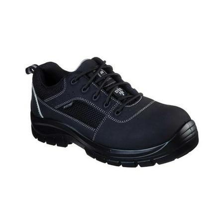 Men's Skechers Work Trophus Steel Toe Sneaker
