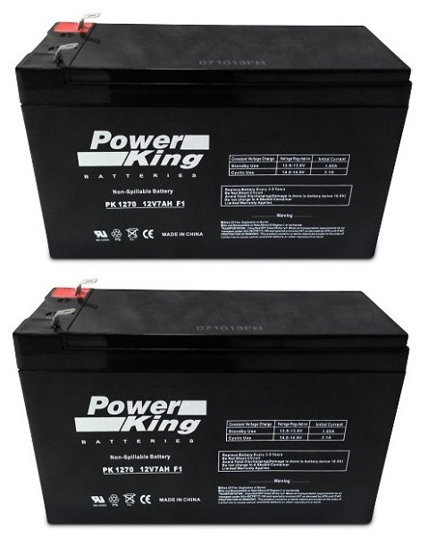 Scooter Scooter eléctrico de baterías (incluye 2 12V 7ah) F2 + Beiter en Veo y Compro