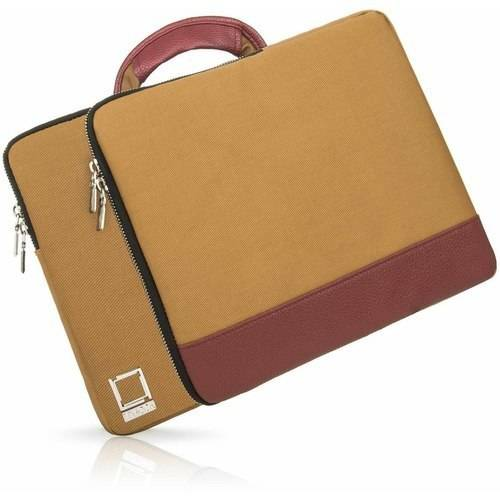 Lencca Divisio Laptop Carrying Sleeve\/Briefcase for 12\