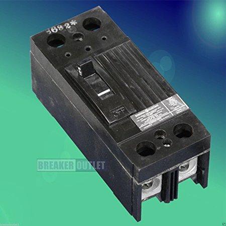 General Electric Ge Tqd22125wl 2 Pole 125 Amp 240v Circuit