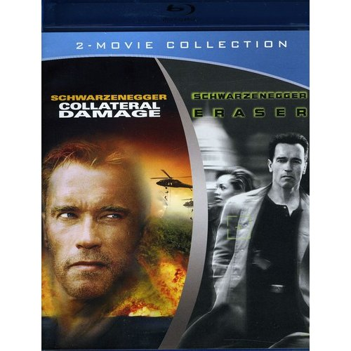 Eraser / Collateral Damage (Blu-ray) (Widescreen)