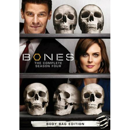 Bones: Season 4 (DVD) - Bones Halloween Episodes