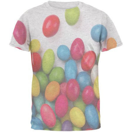 Halloween Jelly Beans Mens T Shirt](Halloween Eyeball Jelly)