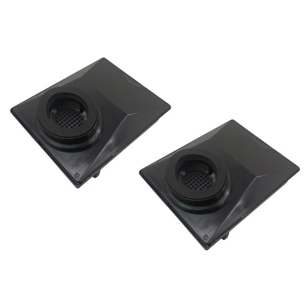 2 Filters Hepa For Rainbow E2 Vacuum Exhaust R12179 R 12647b Walmart Com Walmart Com