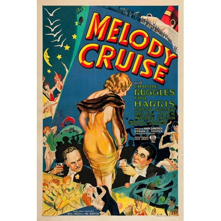 Melody Cruise POSTER Movie (27x40)