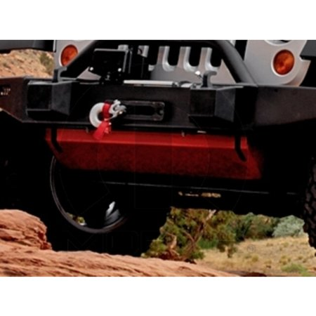 Mopar 82212993 Steering Gear and Sway Bar Skid Plate Jeep Wrangler For use W/ Premium Off-Road