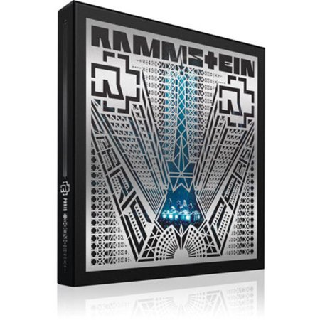 Rammstein: Paris (Vinyl) (Includes Blu-ray) (Limited Edition)