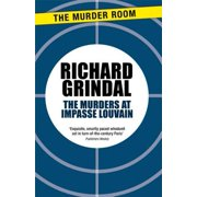 The Murders at Impasse Louvain - eBook