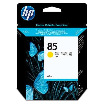 Hp 85 Cyan Cartridge - HP 85 69-ml Yellow DesignJet Ink Cartridge
