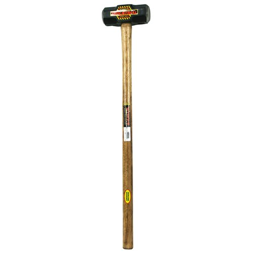 """Seymour Link Handle SH-10 Double Face Sledge Hammer With Hickory Handle, 36"""""""