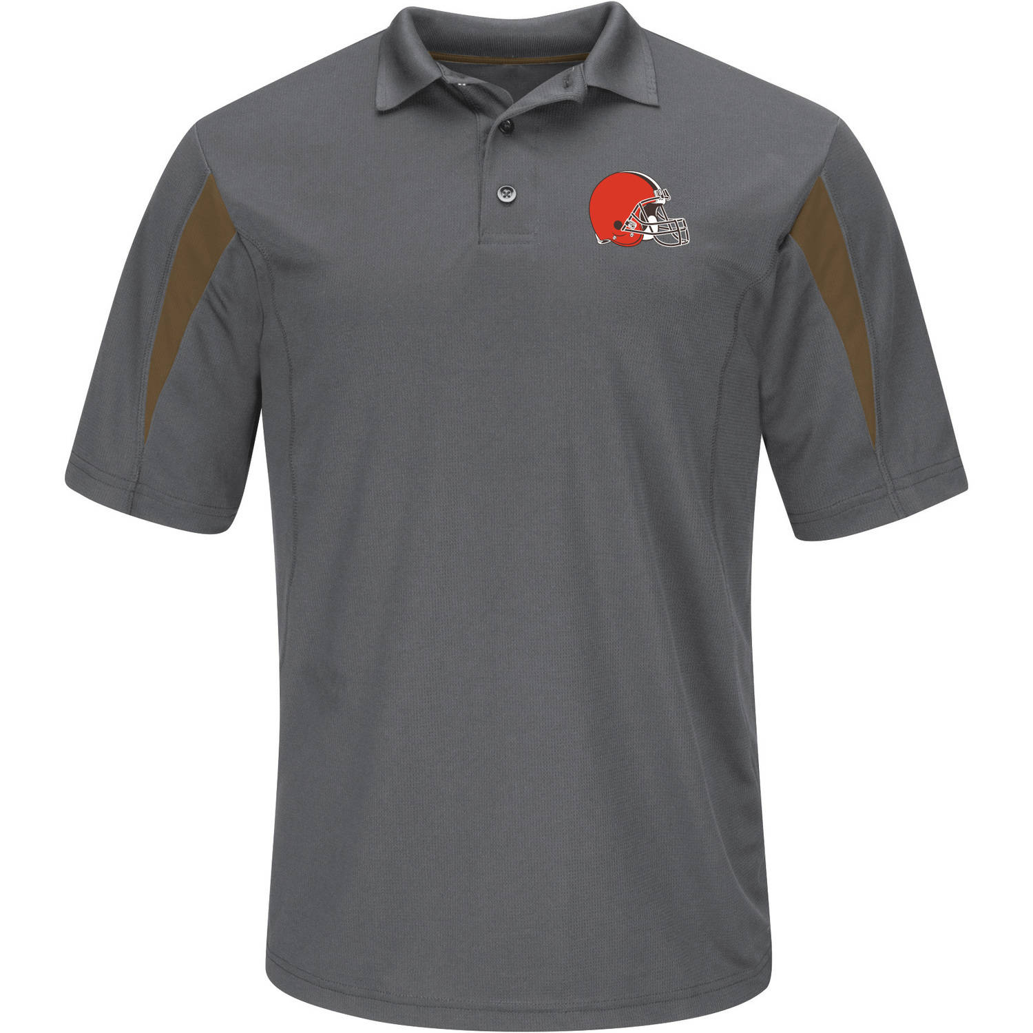 NFL Cleveland Browns Big Men's Basic Polo