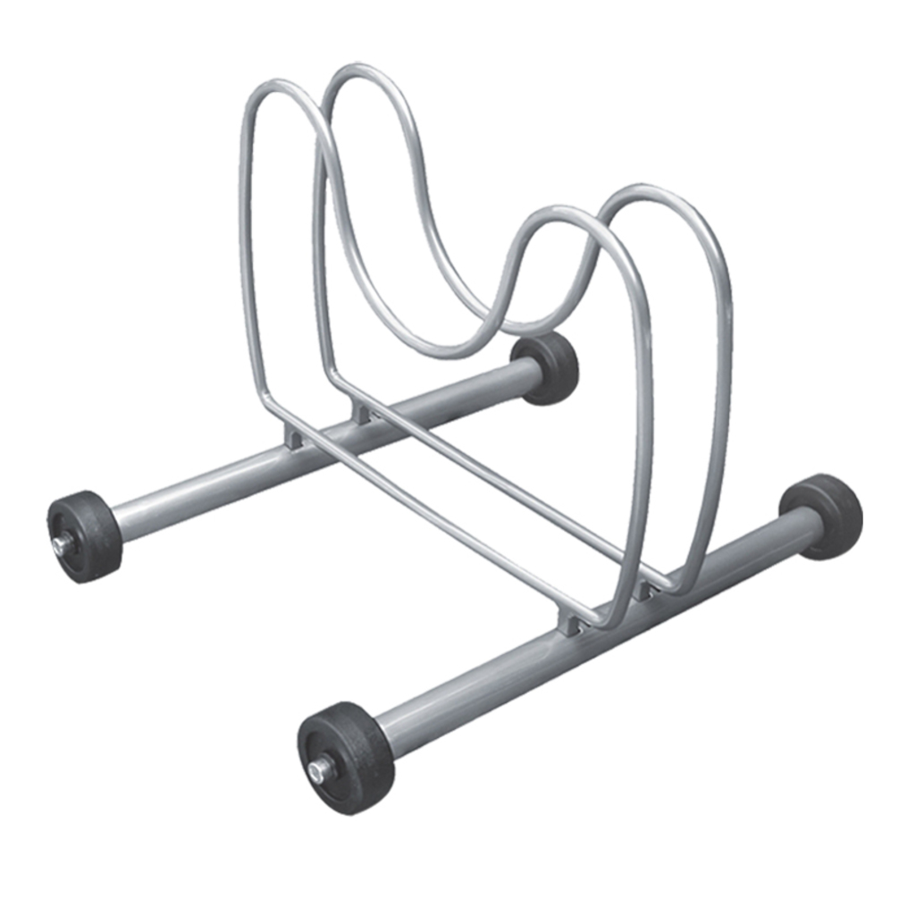 Delta Rothko Rolling Bike Stand: Holds One Bike