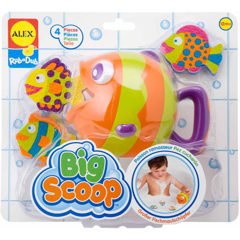 ALEX Toys Rub a Dub Big Scoop