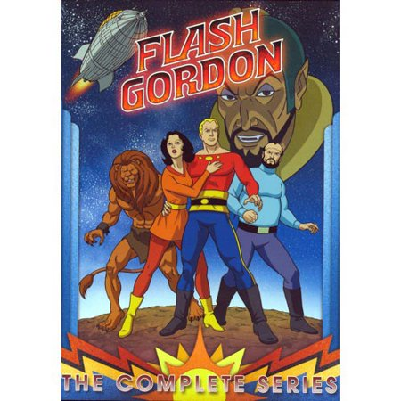The New Adventures of Flash Gordon - The Complete