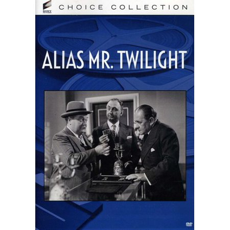 Alias Mr  Twilight