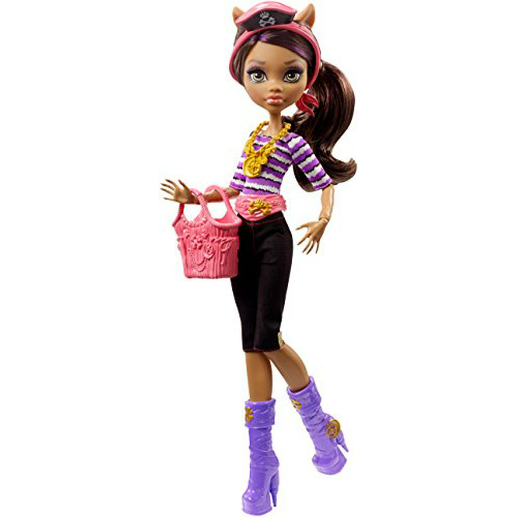 Monster High Shriekwrecked Shriek Mates Clawdeen Wolf Doll Walmart Canada