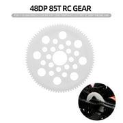 48DP 85T RC Gear for 1/10 SAKURAD3 CS D4 XIS XI FF Tamiya R31 G31 MST RC Drift Racing Car