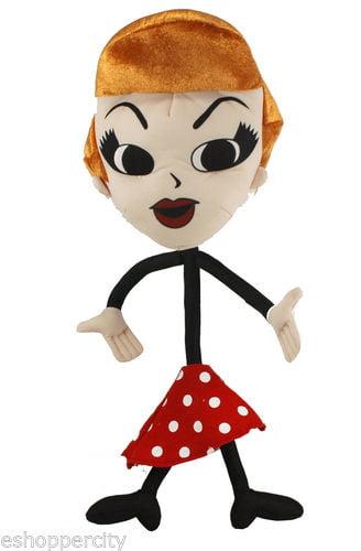 "I Love Lucy Stick Figure Doll 14/"" New Stuff  TV"