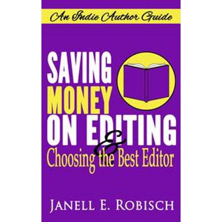Saving Money on Editing & Choosing the Best Editor - eBook (Best Halloween Photo Editor)