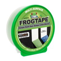 FrogTape Multi-Surface Painting Tape - Green, 1.88 in. x 60 yd., Multiple Sizes Available